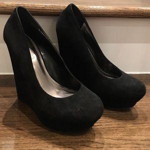 Bakers Wedge heels
