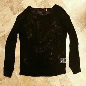 525 America  Sweaters - 525 America Knit Black Sweater