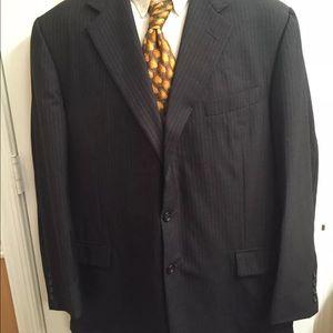 Hickey Freeman Other - Hickey Freeman Canterbury grey pinstripe blazer