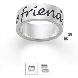 """James Avery Jewelry - """"Friends forever"""" James Avery band"""