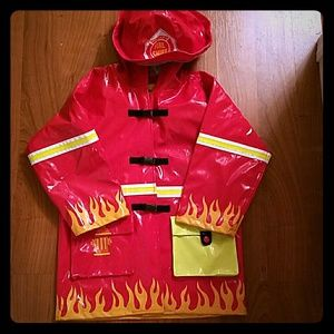 Kidorable Other - Kidorable fireman raincoat