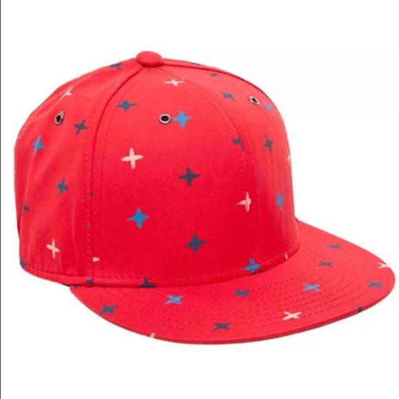08d91d479e6 Marc Jacobs Morris Star Hat w  adjustable strap. M 582fd3ed9c6fcf68b401c714