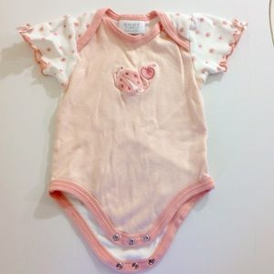Bon Bebe Other - Lady Bug Onesie - 6-9 Months