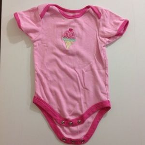 Bon Bebe Other - Ice Cream Onesie - 6-9 Months