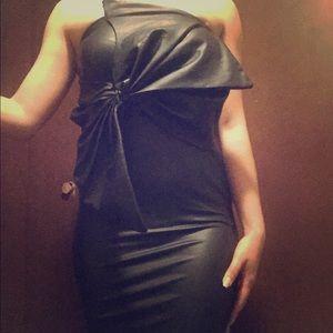 HOT bow dress. Cute & sexy!!