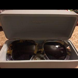 Karen Walker Accessories - NWT Karen Walker 'Crop Creeper' 53Mm Sunglasses