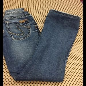 """57% off Silver Jeans Denim - Silver Jeans Tuesday 22"""" flare size ..."""