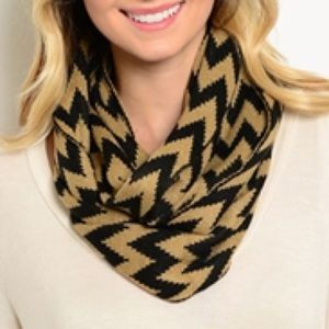 Accessories - Sale! Chevron Infinity Scarf