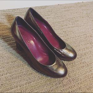 "Coach Shoes - Coach pumps 3.5"" heels"