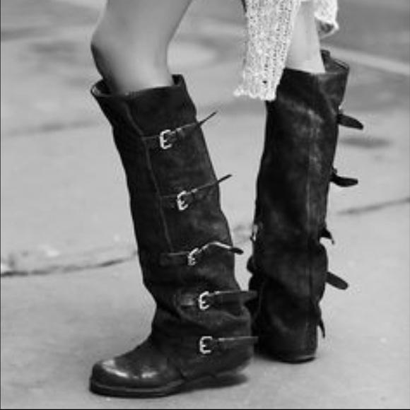 297e9c54329 Free People A.S. 98 Tatum Boots 🏍