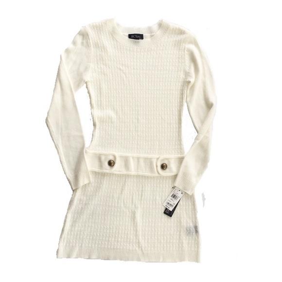 1e3b6bbeeba NWT BCX sweater dress