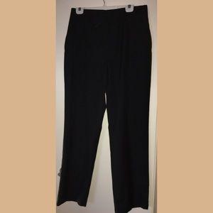 Men's DKNY Dress Slacks/ Black