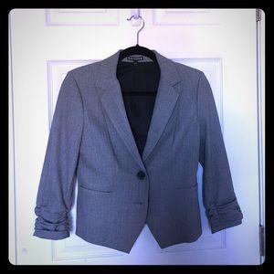 Express gray blazer size 4