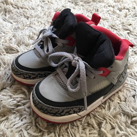 new product bb47b 5ae20 Boys Jordan Spizike Sneakers - Size 8