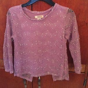 Other - 🇺🇸SALE🇺🇸Girls purple shirt