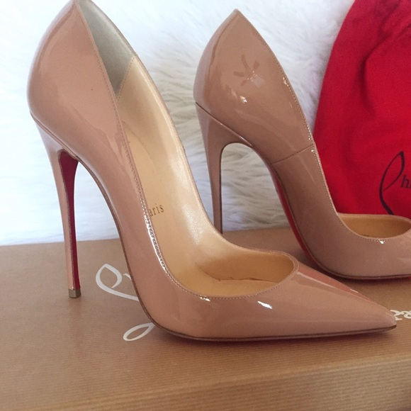 louboutin So Kate nudo