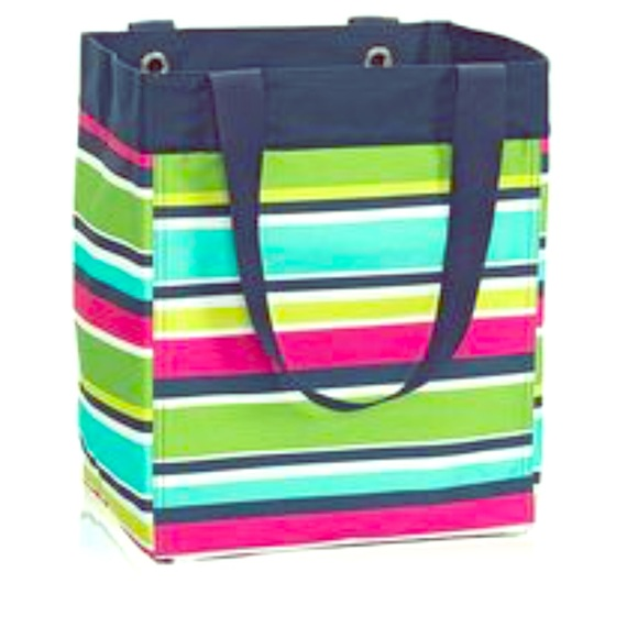 Exceptionnel Brand New, Preppy Pop Essential Storage Tote!!!