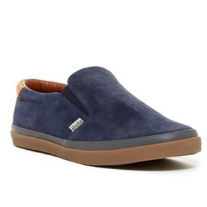 Gola Other - Gola Mens Suede Slip Ons
