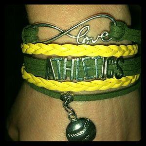MLB Jewelry - *Oakland Athletics Bracelet!*