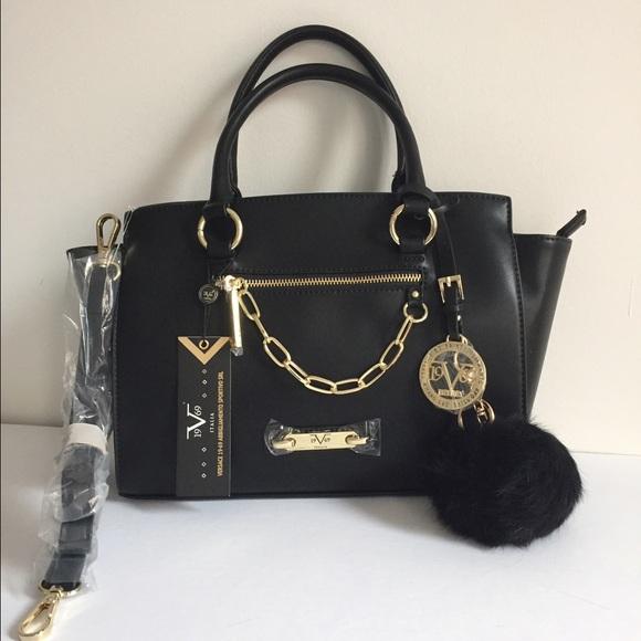 a0f61b48d48 Versace Bags   Nom Du Harper Satchel Nwt   Poshmark