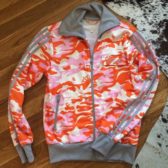 424ecd806bd5 Adidas Jackets   Blazers - Adidas track jacket Missy Elliot edition