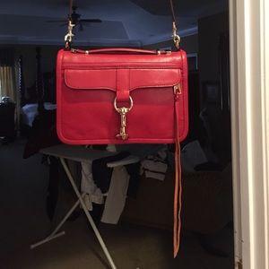Rebecca Minkoff Handbags - Rebecca minkoff Bowery crossbody red
