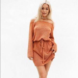 Sabo skirt Brazen knit dress