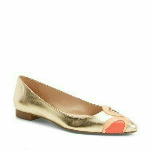 482719a920e9 kate spade Shoes - Kate Spade Flamingo flats