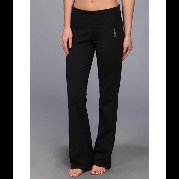 Fitted Boot Cut Leggings
