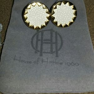 House of Harlow 1960 Jewelry - NEW/Unused House of Harlow Starburst Earrings