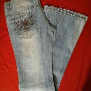 """3C4G Denim - Women's """"Kenzi"""" Jeans NWT size 2"""