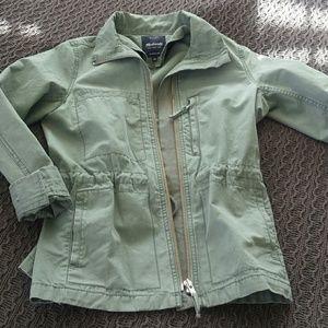 Madewell Fleet Jacket