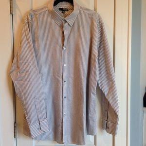 Murano Other - Men's Murano XL dress shirt no iron