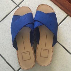 dolce vita espadrilles sandal size 7