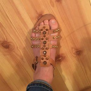 Zara sandals, Size 8