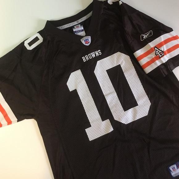 huge discount 6369a 0316b Cleveland Browns Brady Quinn Jersey