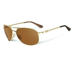 Oakley Accessories - New Oakley Given Sunglasses in Polished Gold