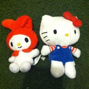 Hello kitty Sanrio Friends 59th Anniversary