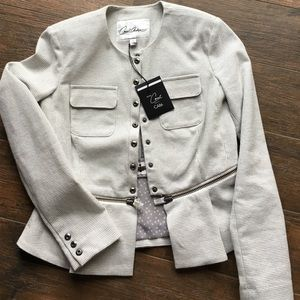 Cabi zip off blazer .  Brand new with tags