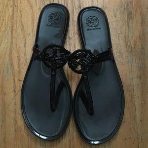 Tory Burch Shoes - Tory Butch Black Sandals