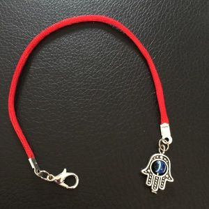 Jewelry - Protection red string and amulet bracelet
