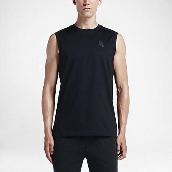 4fad214349911 Men s NikeLab Essentials Tank Top Size L