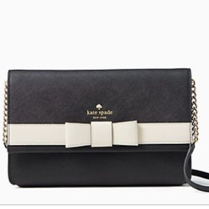 NWT Kate Spade Veronique Kirk Park Lthr Crossbody