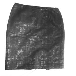 EllieTahari for Nordstrom skirt Sexy with shine!