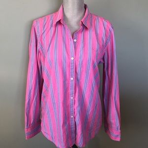 Chaps Tops - CHAPS button down top