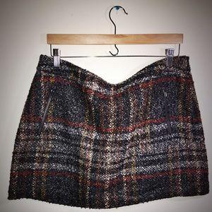 Walter Baker Wool Skirt