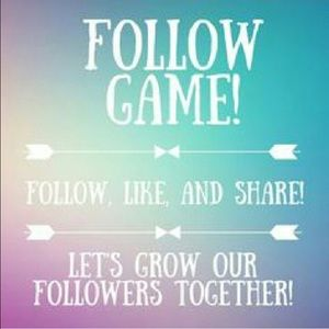 Let's Grow 2gether!  Our 1st Goal ->5000 followers