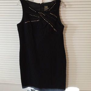 Taylor Dresses & Skirts - Taylor Black Dress with embellishments