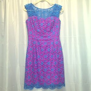 Lilly Pulitzer Selna Eyelet Dress