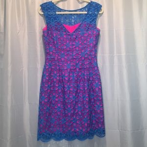 Lilly Pulitzer Dresses - Lilly Pulitzer Selna Eyelet Dress